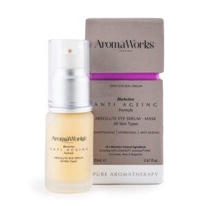 AromaWorks Mens Absolute Eye Serum Mask