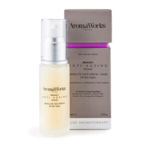 AromaWorks Mens Absolute Face Serum Mask