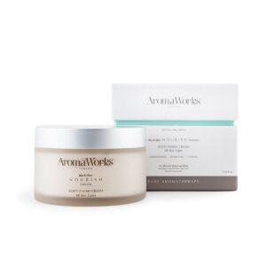 AromaWorks Nourish Body Finish Cream