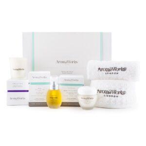 AromaWorks Nourish Face Indulgence Set Box