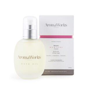 AromaWorks Nurture Bath Oil