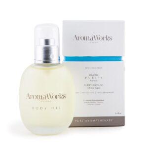 AromaWorks Purify Body Oil