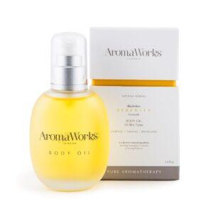 AromaWorks Serenity Body Oil