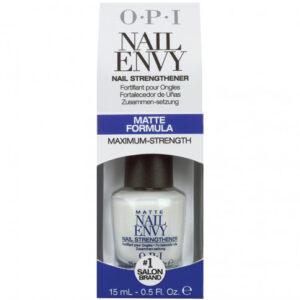 OPI nail envy matte formula