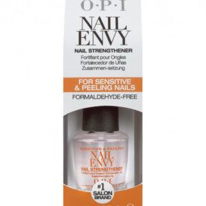 OPI nail envy sensitive peeling