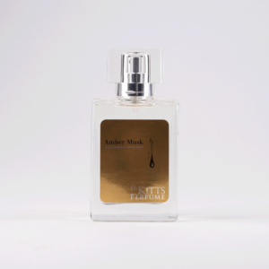 St Kitts Herbery Amber Perfume