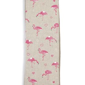 Flamingo Duo Microwavable Wheat Bag