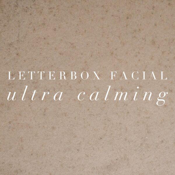 Dermalogica Letter Box Facial Ultra Calming