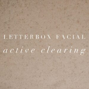 Dermalogica Letter Box Facial Active Clearing