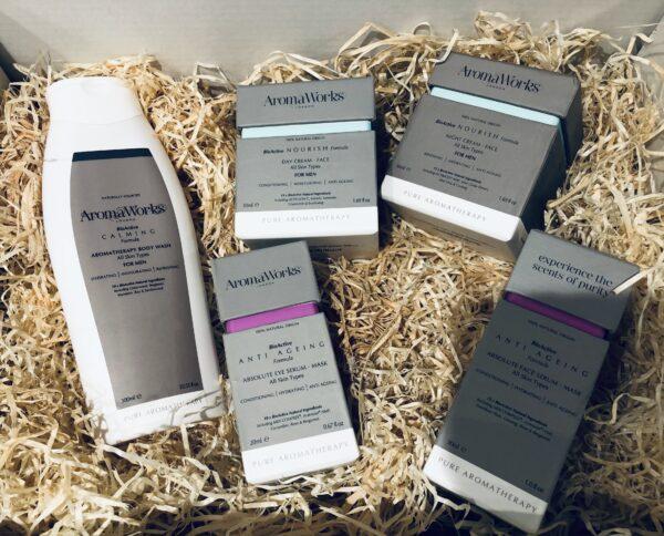 Aromaworks Mens Ultimate Selection Box
